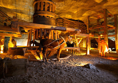 salt mine tours